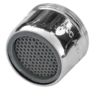 QTY of 2 AERATORS 1.5 GPM Faucet Aerator  Chrome Finish